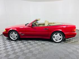 1996 Mercedes-Benz SL-Class SL500