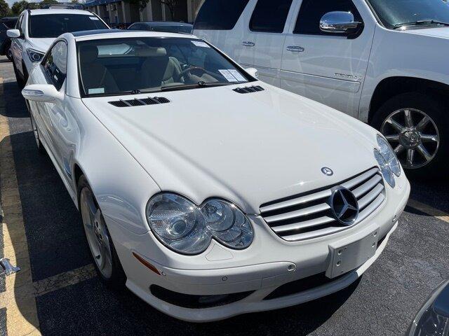 2004 Mercedes-Benz SL-Class SL500:8 car images available