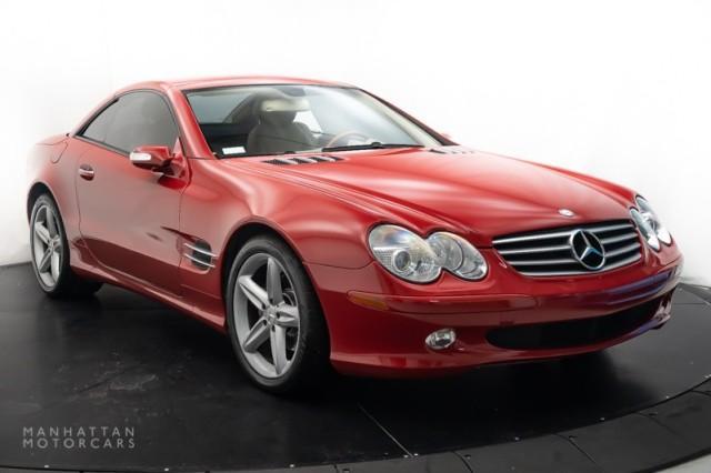 2006 Mercedes-Benz SL-Class SL500:17 car images available