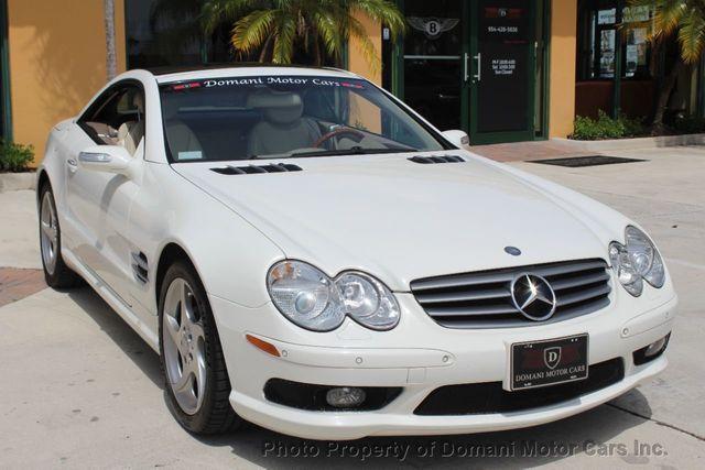 2004 Mercedes-Benz SL-Class SL500:24 car images available
