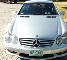 2003 Mercedes-Benz SL-Class SL55 AMG:6 car images available
