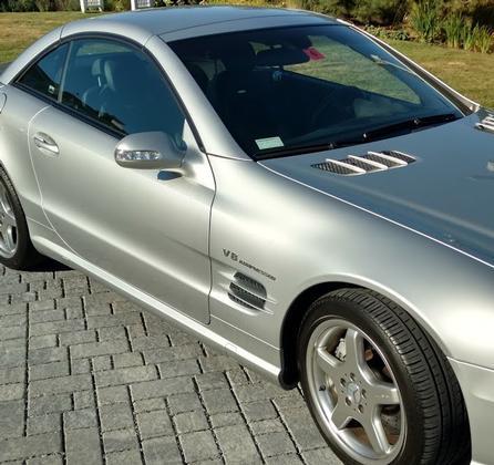 2003 Mercedes-Benz SL-Class SL55 AMG