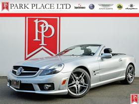 2009 Mercedes-Benz SL-Class SL55 AMG:24 car images available