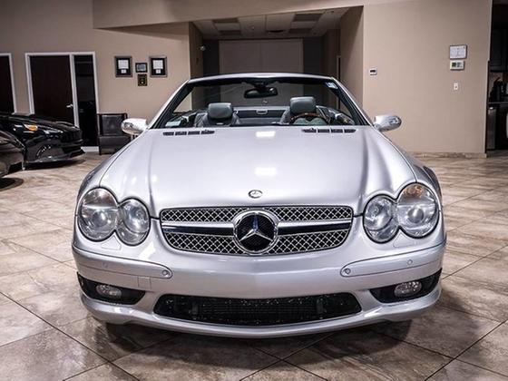 2005 mercedes benz sl class sl55 amg for sale in west for 2005 mercedes benz sl55 amg