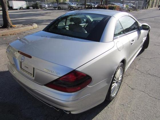2003 mercedes benz sl class sl55 amg for sale in delray for Best extended warranty for mercedes benz
