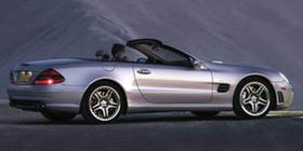 2007 Mercedes-Benz SL-Class SL55 AMG : Car has generic photo