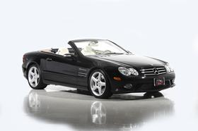 2007 Mercedes-Benz SL-Class SL55 AMG:24 car images available