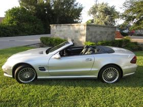 2005 Mercedes-Benz SL-Class SL55 AMG:23 car images available