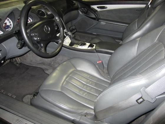 2005 Mercedes-Benz SL-Class SL55 AMG
