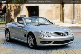 2005 Mercedes-Benz SL-Class SL55 AMG:24 car images available