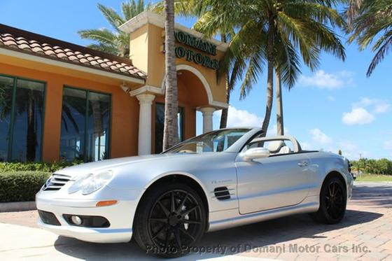 2006 Mercedes-Benz SL-Class SL55 AMG:24 car images available