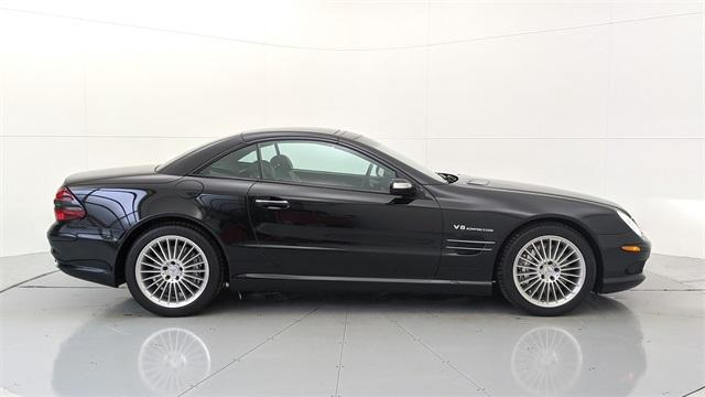 2004 Mercedes-Benz SL-Class SL55 AMG:24 car images available
