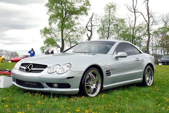 2003 Mercedes-Benz SL-Class SL55 AMG:12 car images available