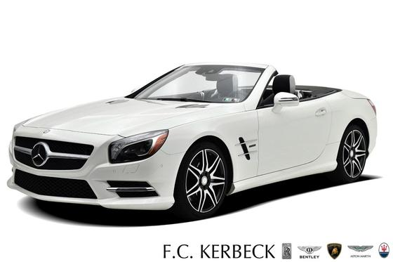 2015 Mercedes-Benz SL-Class SL550:24 car images available