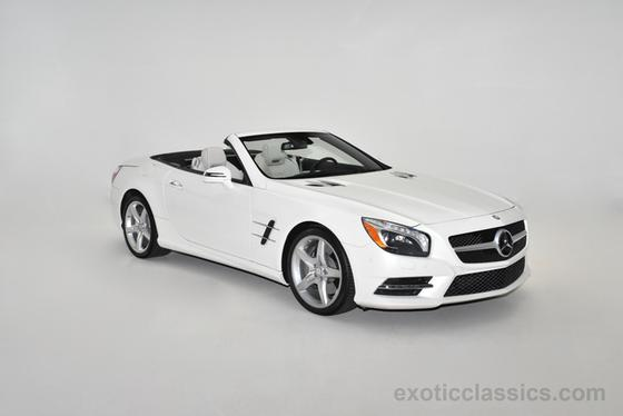 2013 Mercedes-Benz SL-Class SL550:22 car images available