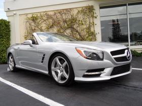 2013 Mercedes-Benz SL-Class SL550:12 car images available