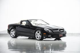 2009 Mercedes-Benz SL-Class SL550:24 car images available