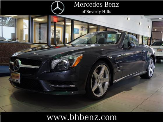 2014 Mercedes-Benz SL-Class SL550:19 car images available