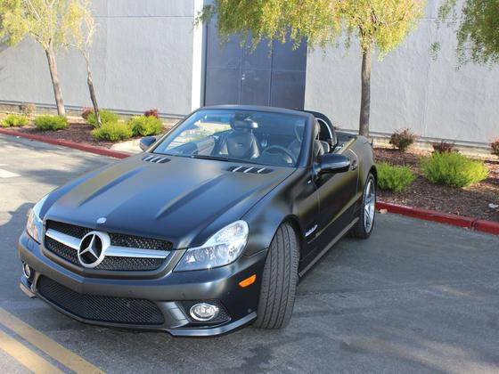 2011 Mercedes-Benz SL-Class SL550:5 car images available