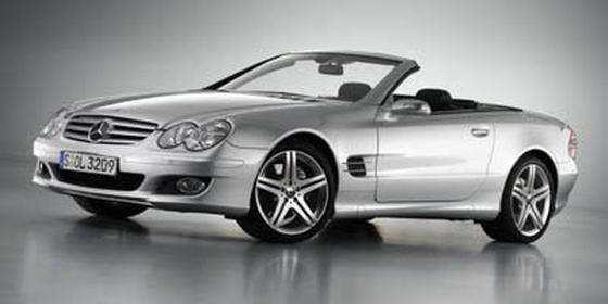 2008 Mercedes-Benz SL-Class SL550 : Car has generic photo