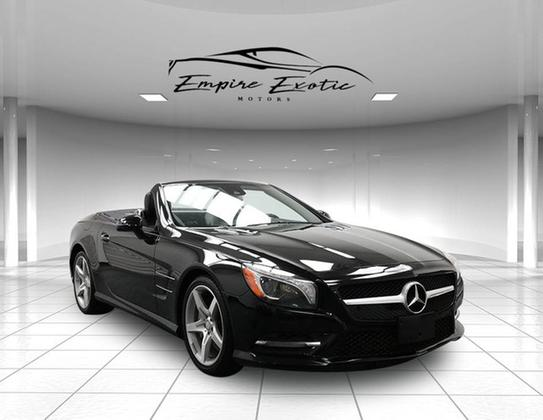 2014 Mercedes-Benz SL-Class SL550:24 car images available