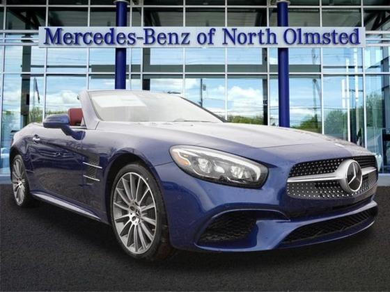 2018 Mercedes-Benz SL-Class SL550:16 car images available