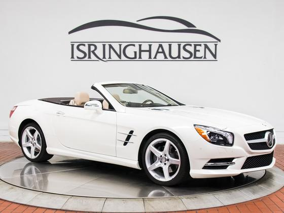 2016 Mercedes-Benz SL-Class SL550:24 car images available