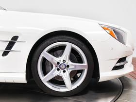2016 Mercedes-Benz SL-Class SL550