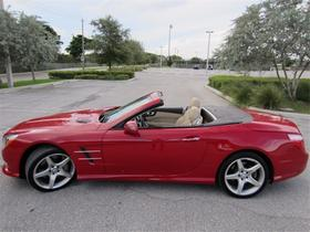 2013 Mercedes-Benz SL-Class SL550:22 car images available