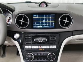 2015 Mercedes-Benz SL-Class SL550