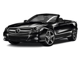 2011 Mercedes-Benz SL-Class SL550 : Car has generic photo