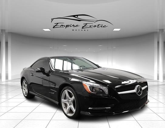 2013 Mercedes-Benz SL-Class SL550:24 car images available