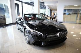 2019 Mercedes-Benz SL-Class SL550:20 car images available
