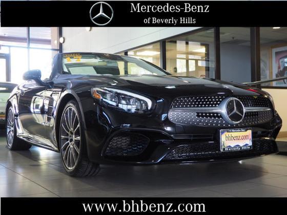 2017 Mercedes-Benz SL-Class SL550:19 car images available