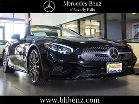 2017 Mercedes-Benz SL-Class SL550:19 car images available