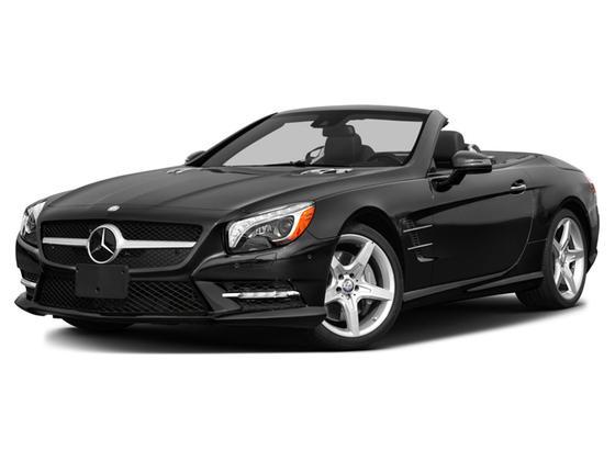 2016 Mercedes-Benz SL-Class SL550 : Car has generic photo