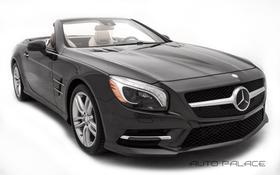 2015 Mercedes-Benz SL-Class SL550:24 car images available