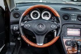 2009 Mercedes-Benz SL-Class SL550