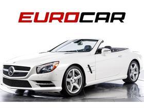 2013 Mercedes-Benz SL-Class SL550:24 car images available