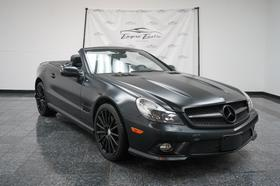 2011 Mercedes-Benz SL-Class SL550:24 car images available