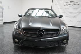 2011 Mercedes-Benz SL-Class SL550