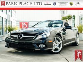 2011 Mercedes-Benz SL-Class SL550:24 car images available