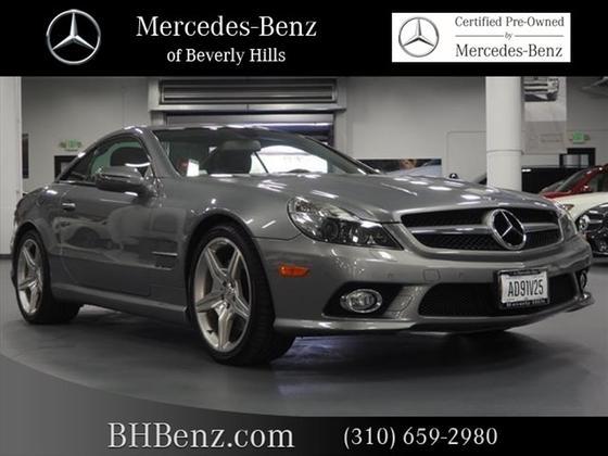 2009 Mercedes-Benz SL-Class SL550:20 car images available