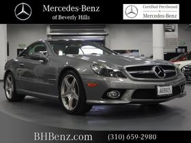 2009 Mercedes-Benz SL-Class SL550:21 car images available
