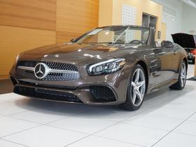2017 Mercedes-Benz SL-Class SL550:24 car images available