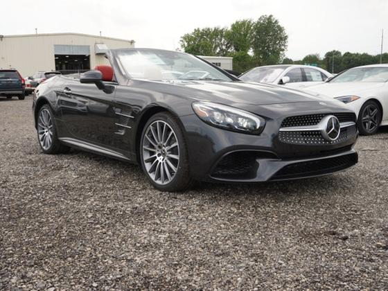 2019 Mercedes-Benz SL-Class SL550:15 car images available