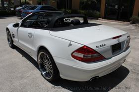 2008 Mercedes-Benz SL-Class SL550