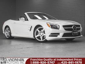 2016 Mercedes-Benz SL-Class SL550:24 car images available