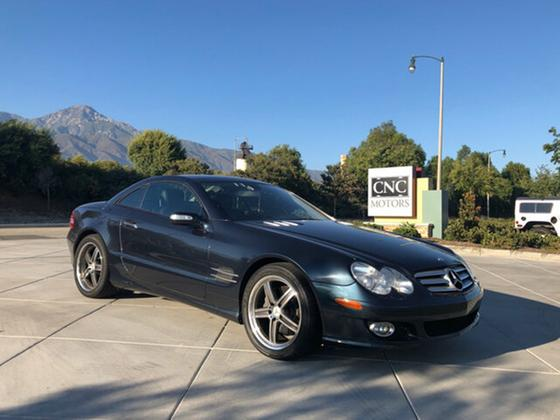2007 Mercedes-Benz SL-Class SL550:9 car images available