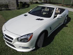 2014 Mercedes-Benz SL-Class SL550:24 car images available